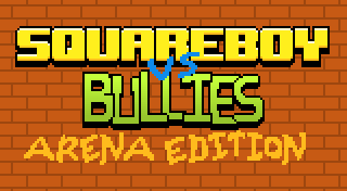 SQUAREBOY VS BULLIES's Logo