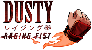 Dusty Raging Fist 's Logo