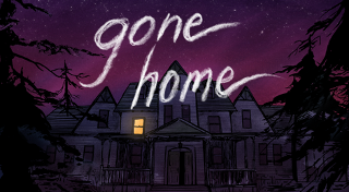 Gone Home's Logo