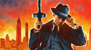 Mafia: Definitive Edition's Logo