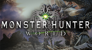 Monster Hunter: World's Logo