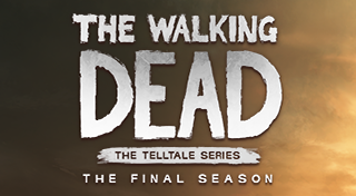 The Walking Dead: The Final Season's Logo