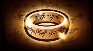 LEGO® The Lord of the Rings™'s Logo