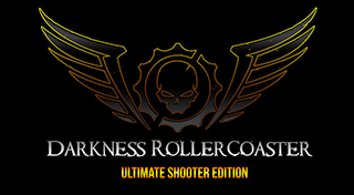 DARKNESS ROLLERCOASTER - Ultimate Shooter Edition's Logo