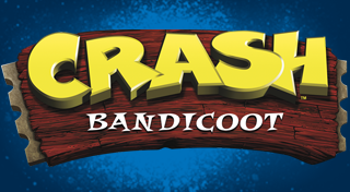 Crash Bandicoot's Logo