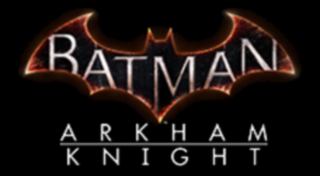 BATMAN: ARKHAM KNIGHT's Logo