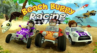 Beach Buggy Racing's Logo