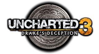 Uncharted 3: Drake's Deception™'s Logo