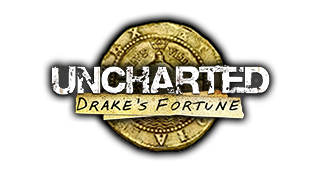 Uncharted: Drake's Fortune™ Remastered's Logo