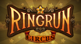 Ring Run Circus's Logo