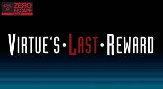 Virtue's Last Reward's Logo