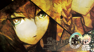 STEINS;GATE's Logo