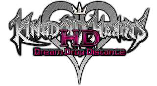 KINGDOM HEARTS Dream Drop Distance's Logo