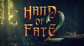 Hand of Fate 2's Logo