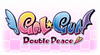 Gal*Gun Double Peace's Logo