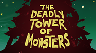 The Deadly Tower of Monsters's Logo