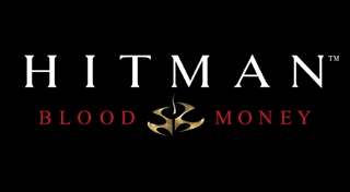 Hitman: Blood Money's Logo
