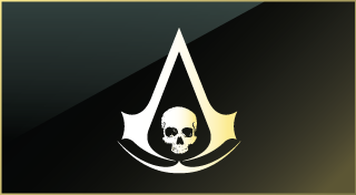 Assassin's Creed® IV Black Flag's Logo