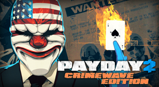 PAYDAY 2: CRIMEWAVE EDITION's Logo