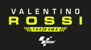 Valentino Rossi The Game's Logo