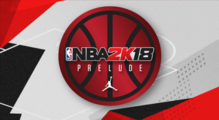 NBA 2K18: The Prelude's Logo