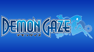 DEMON GAZE's Logo