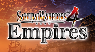 SAMURAI WARRIORS 4 Empires's Logo