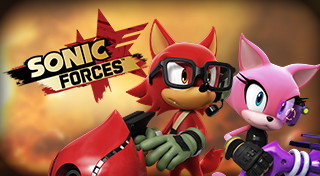 SONIC FORCES's Logo