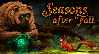 Seasons after Fall's Logo