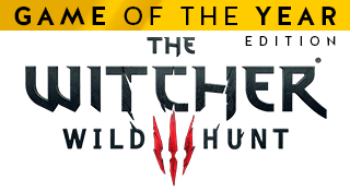 The Witcher 3: Wild Hunt – Game of the Year Edition's Logo