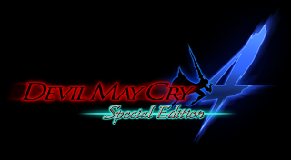 Devil May Cry 4 Special Edition's Logo