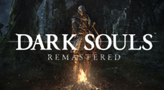 DARK SOULS: REMASTERED's Logo