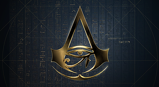 Assassin's Creed Origins's Logo