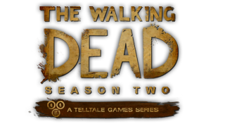 The Walking Dead: Season 2's Logo