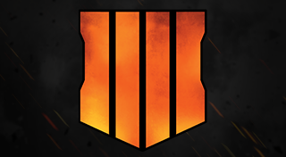 Call of Duty: Black Ops 4's Logo