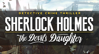 Sherlock Holmes: The Devil's Daughter's Logo