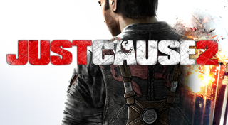 Just Cause 2's Logo