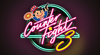 Counter Fight3 VR's Logo