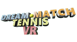 Dream Match Tennis VR's Logo