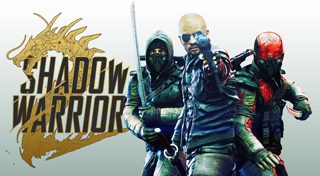 Shadow Warrior 2's Logo