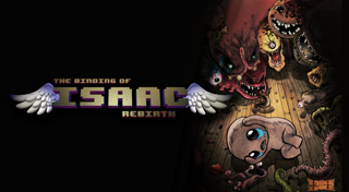 The Binding of Isaac: Rebirth's Logo
