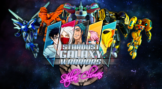 Stardust Galaxy Warriors: Stellar Climax's Logo