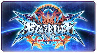 BLAZBLUE CENTRALFICTION 's Logo