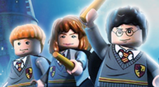 LEGO Harry Potter Collection: Years 1-4's Logo