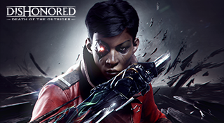 Dishonored: Death of the Outsider's Logo