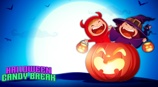 Halloween Candy Break's Logo