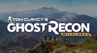 Tom Clancy's Ghost Recon Wildlands's Logo
