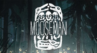 The Mooseman's Logo