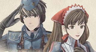 Valkyria Chronicles's Logo