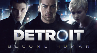 DETROIT: BECOME HUMAN's Logo